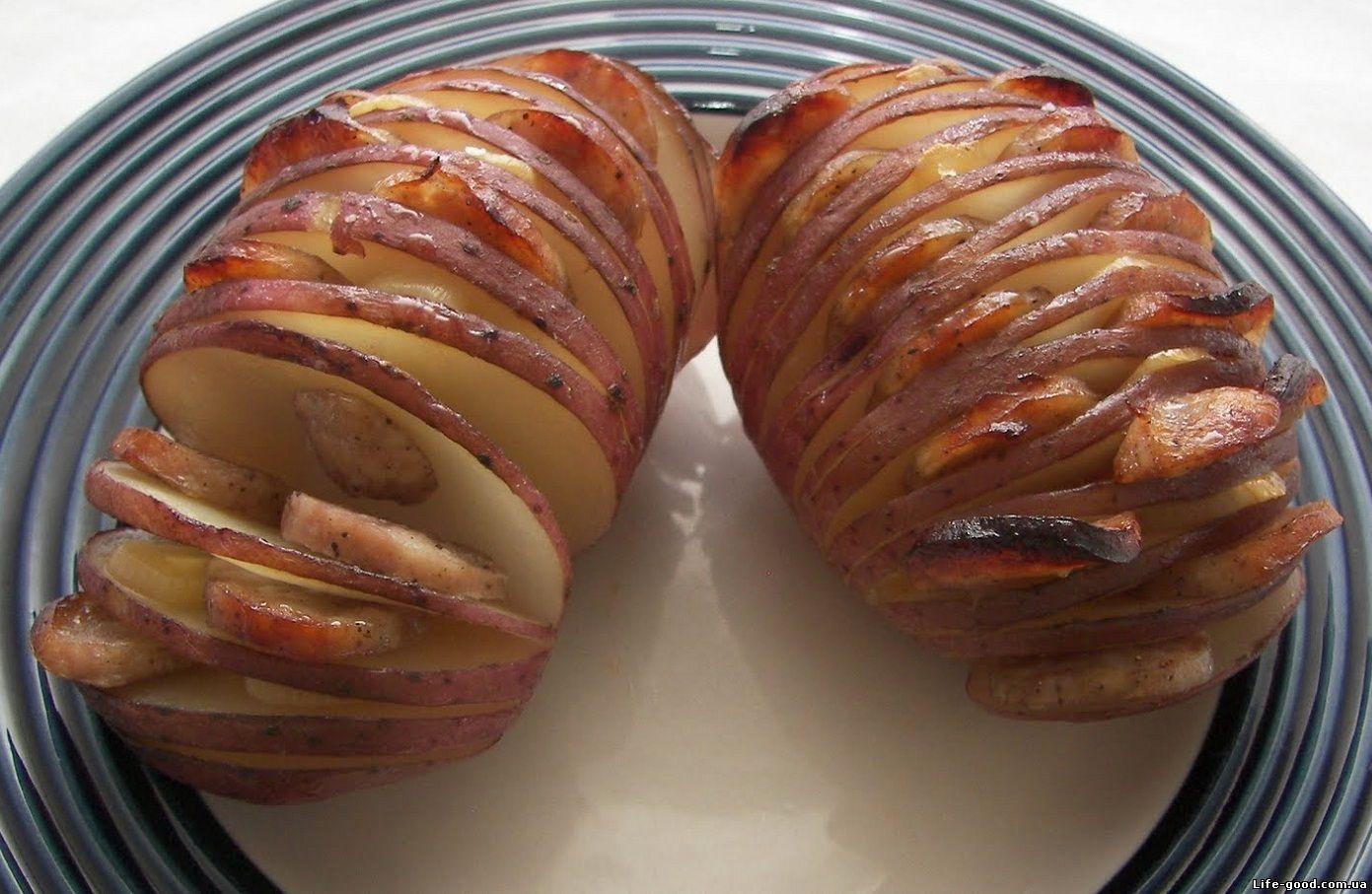 Рецепт фаршированный картофель с фаршем в духовке пошагово с картофелем