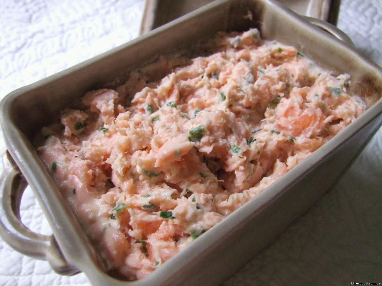 Паштет из речной рыбы - рецепт с фото на Повар. ру 68
