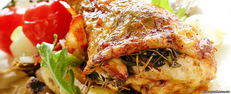 фаршированные ножки курицы в духовке рецепт