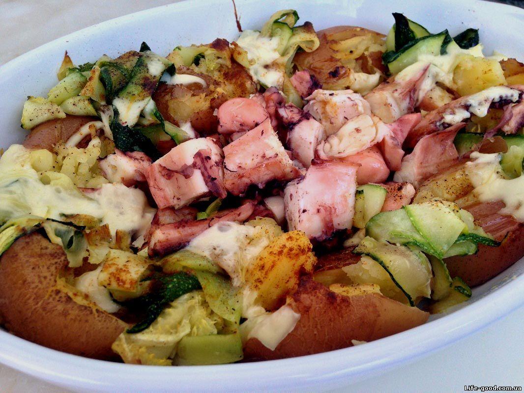 Колдуны из картофеля и мясного фарша - кулинарный рецепт