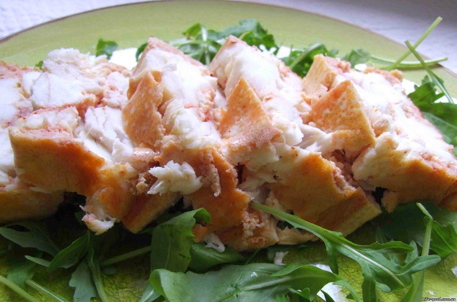 Блюда из налима - рецепты с фото на Повар.ру (16 рецептов налима)